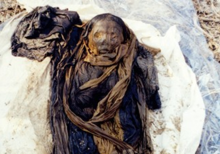 Korean mummy