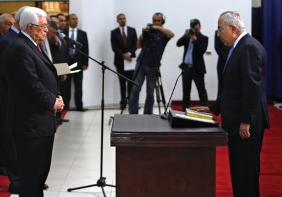 Salam Fayyad Mahmoud Abbas 521
