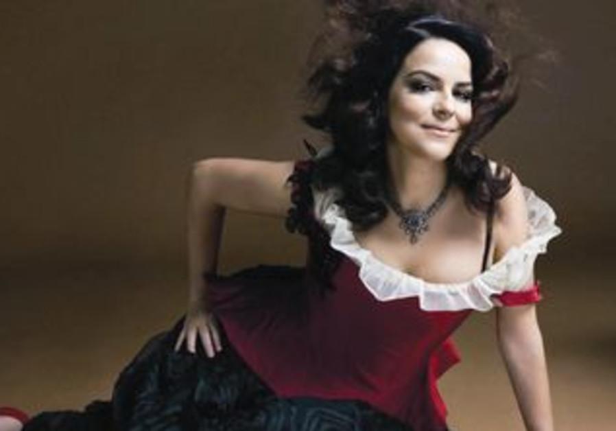 Nancy Fabiola Herrera in the role of Carmen