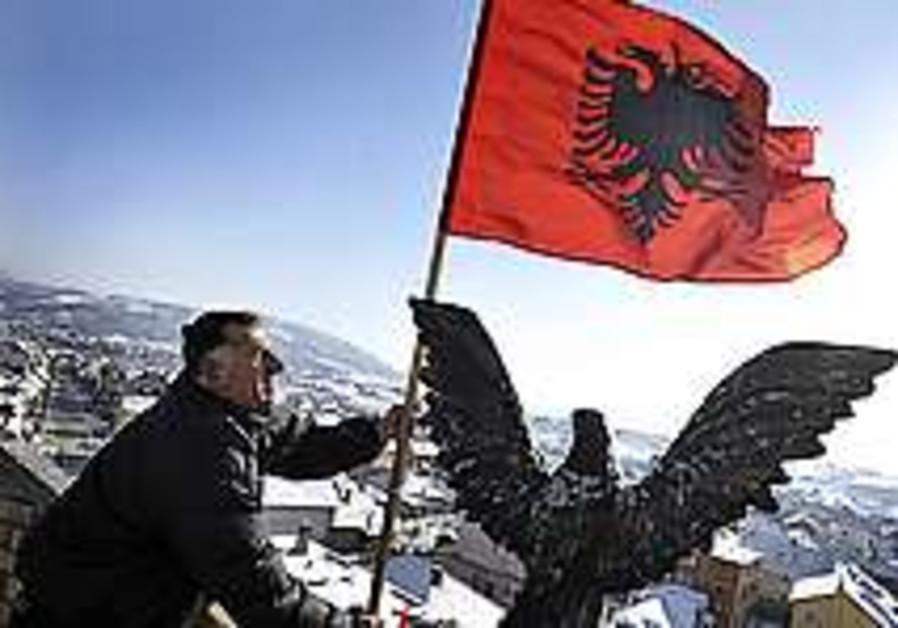 Kosovo Jews uncertain about future