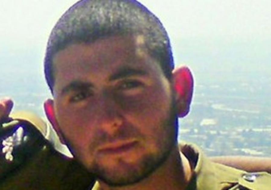 Golani Staff-Sergeant Netanel Moshiashvili