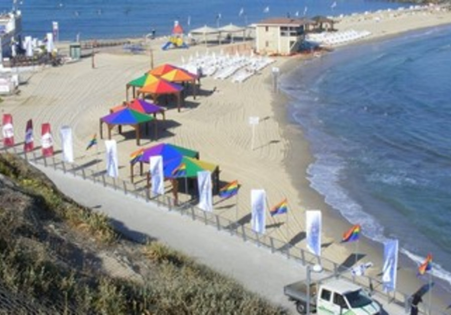 Hilton Beach is the center for pre-pride events