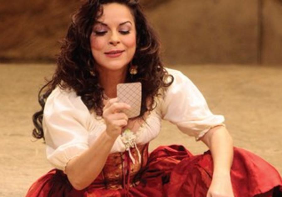 Venezuelan-born opera singer