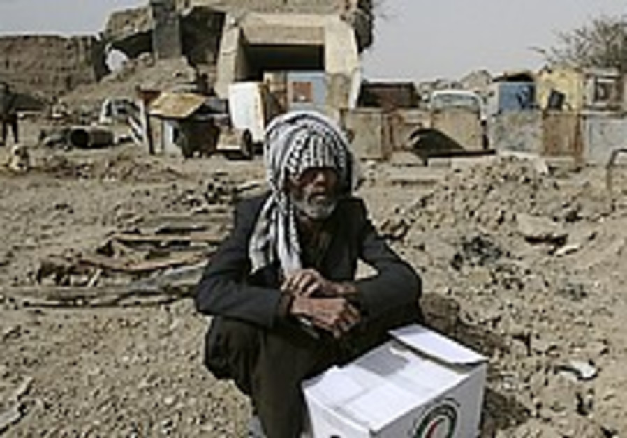 Fearing al-Qaida, Iraqis rounds up beggars, mentally disabled