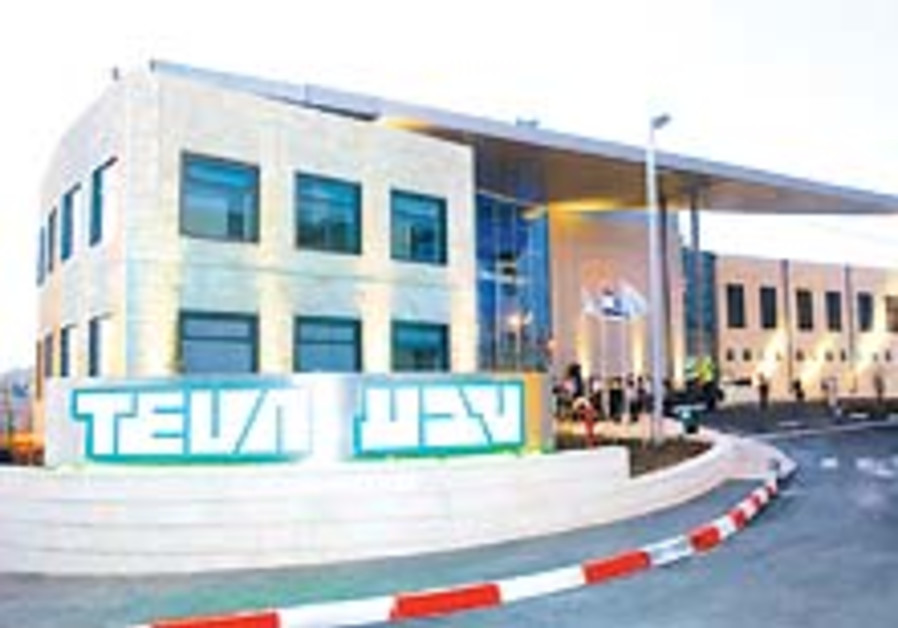 Teva drops 2.5% after US jury rule
