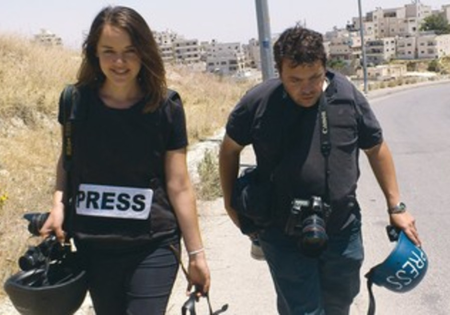 'Post's Hadas Parush and Marc Israel Sellem