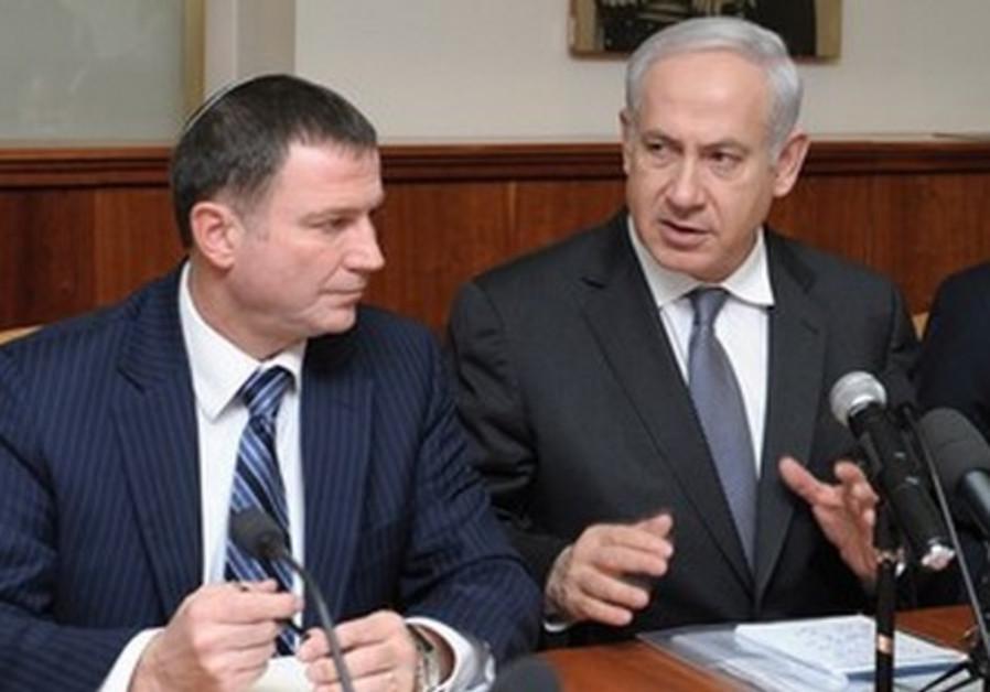 Netanyahu, Edelstein