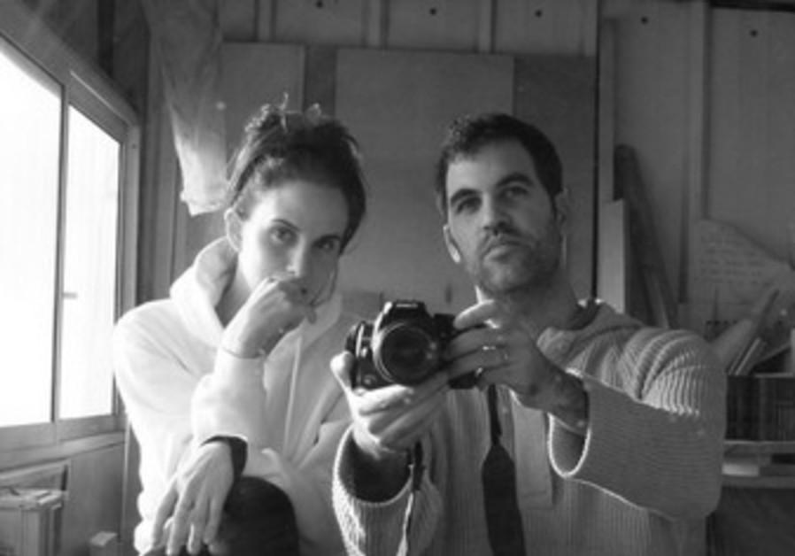 Designers Gilli Kuchik and Ran Amitai of Bakery