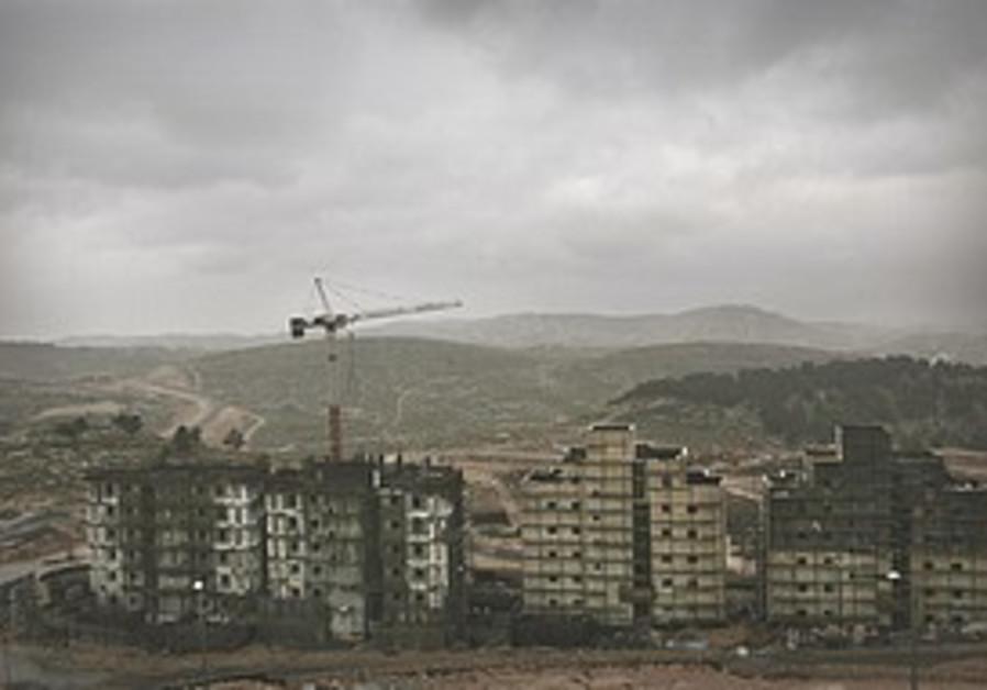 Barkat: J'lem building to continue