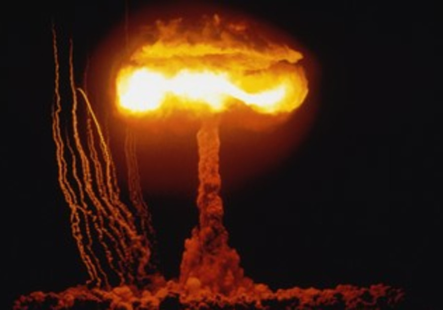 Islamic countries need nukes
