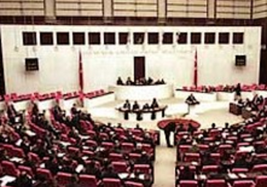 Turkey approves asset return to Jewish minority foundations