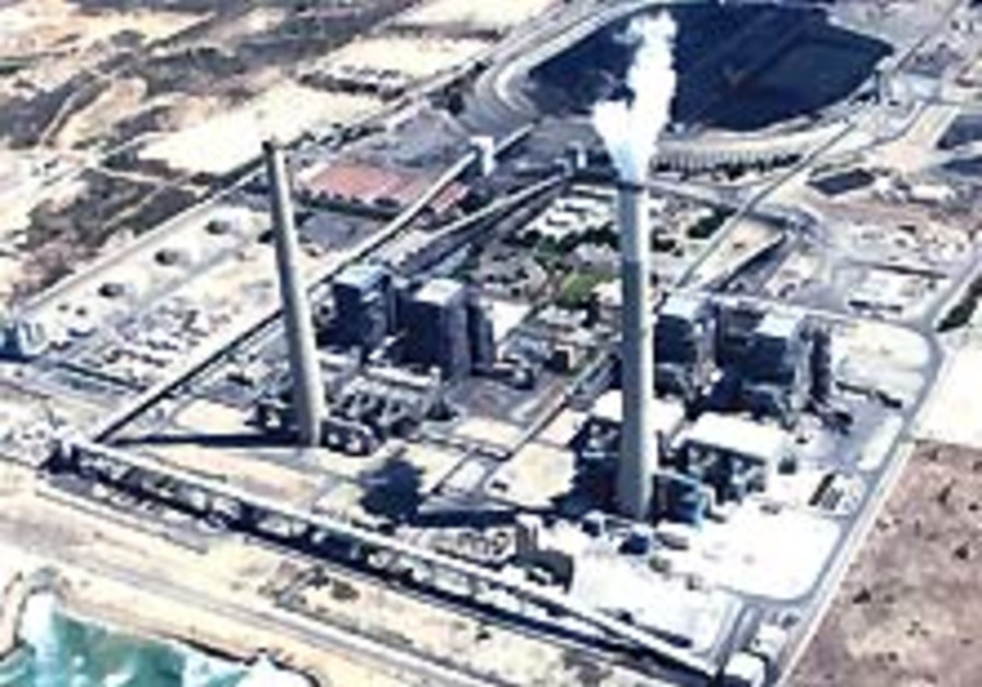 Europeans seeking $100 million investment in West Bank power grid