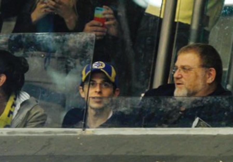 Schalit watches Maccabi Tel Aviv, Barcelona Regal