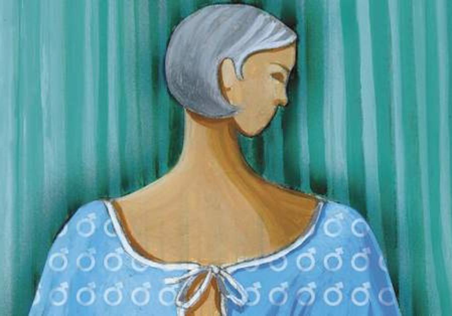 woman patient 521