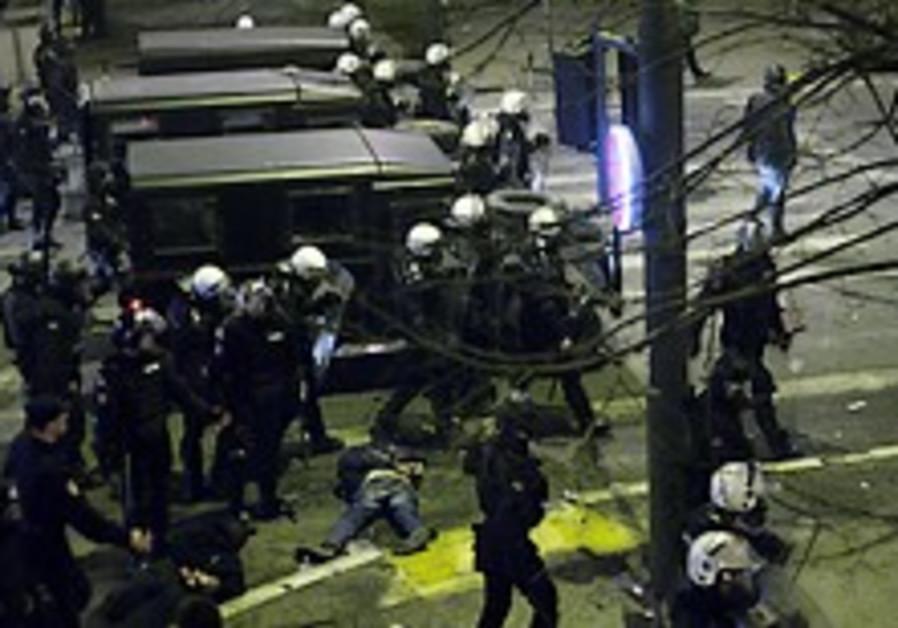 US seeks UN condemnation of attacks in Serbian capital