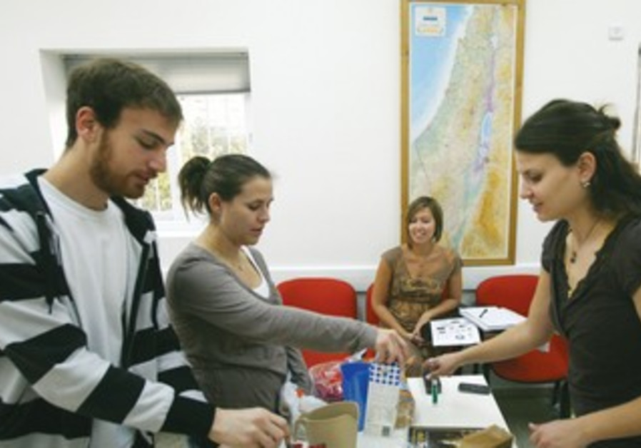 Jewish students