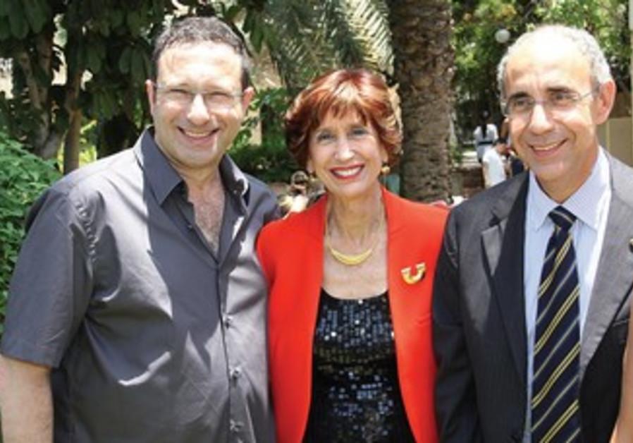 Yaron Minkovski, Tova Ben-Dov, Luigi Mattiolo