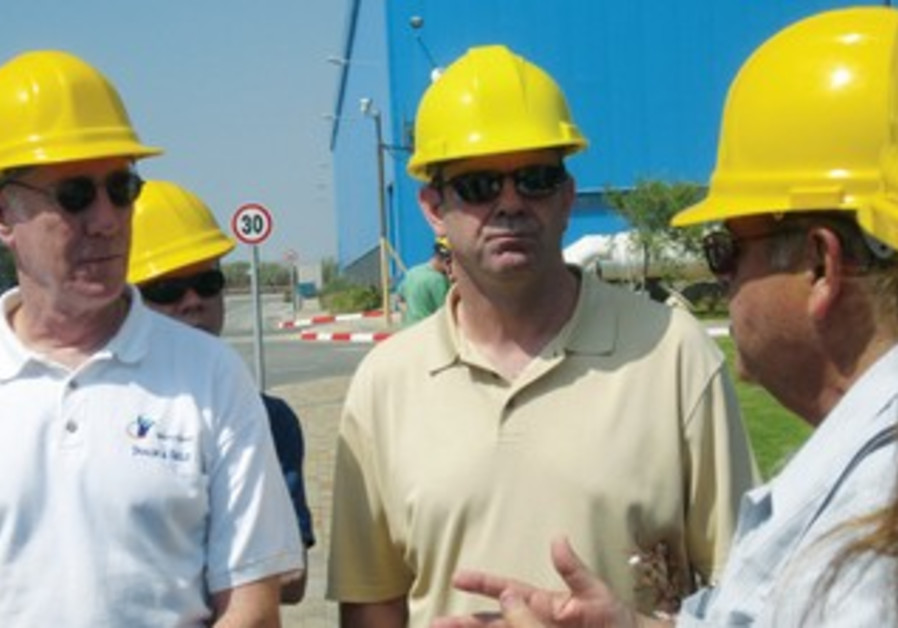 Walz, Wyne, Israel Water Authority's Tenne