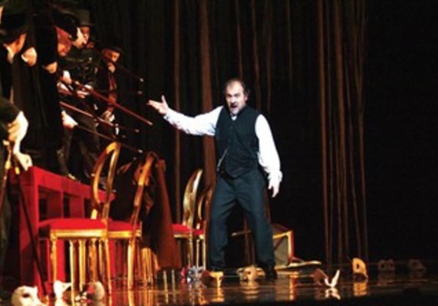 Maestro Daniele Callegari