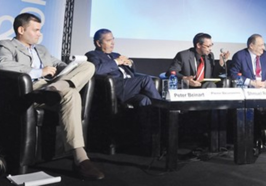Jewish identity panel at Tomorrow Conference