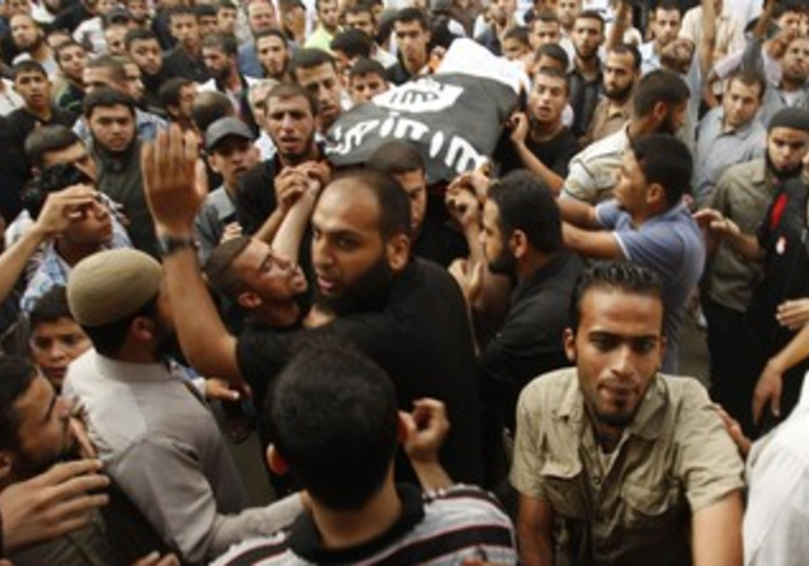 Funeral for PRC terrorist killed by IAF airstrike
