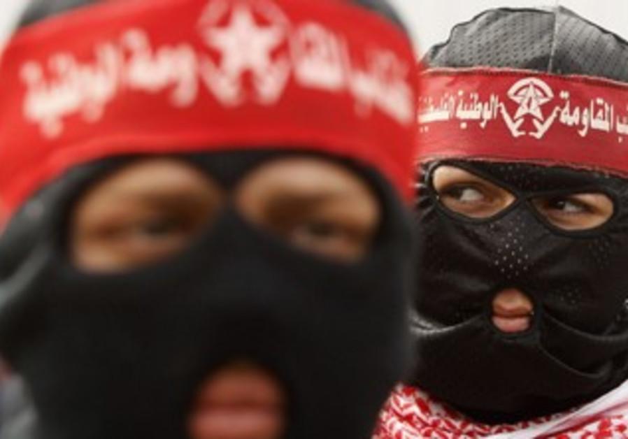 Members of DFLP organization