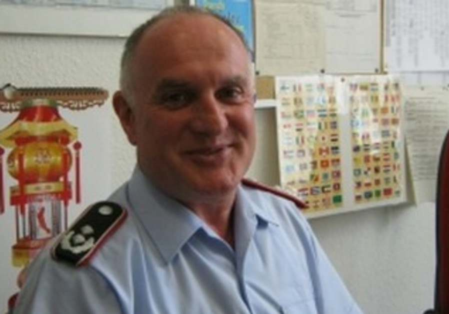 Lt. Col. Bernhard Fischer