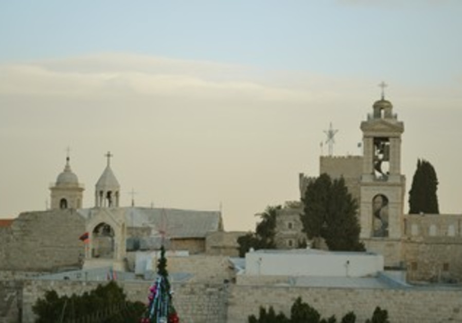 Church of the Nativity in Bethlehem
