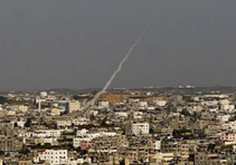 Three Kassam rockets fall in Ashkelon coast, no injuries