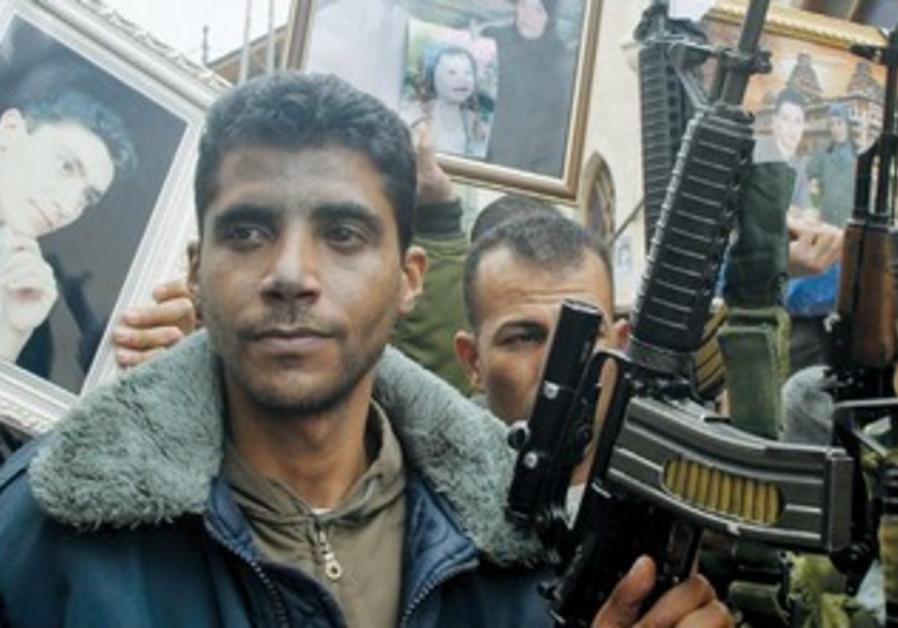 Fatah's ZAKARIA ZUBEIDI