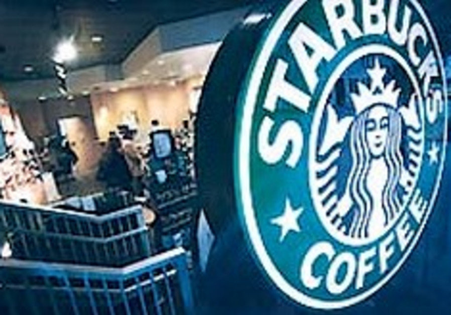 Starbucks is no longer kosher...sort of?
