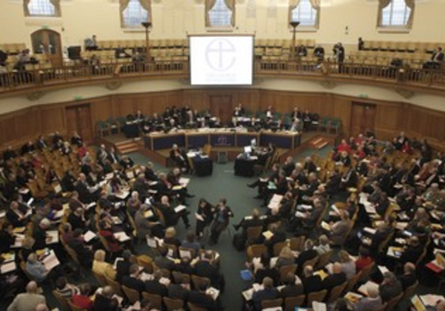 The Church of England General Synod [file photo]
