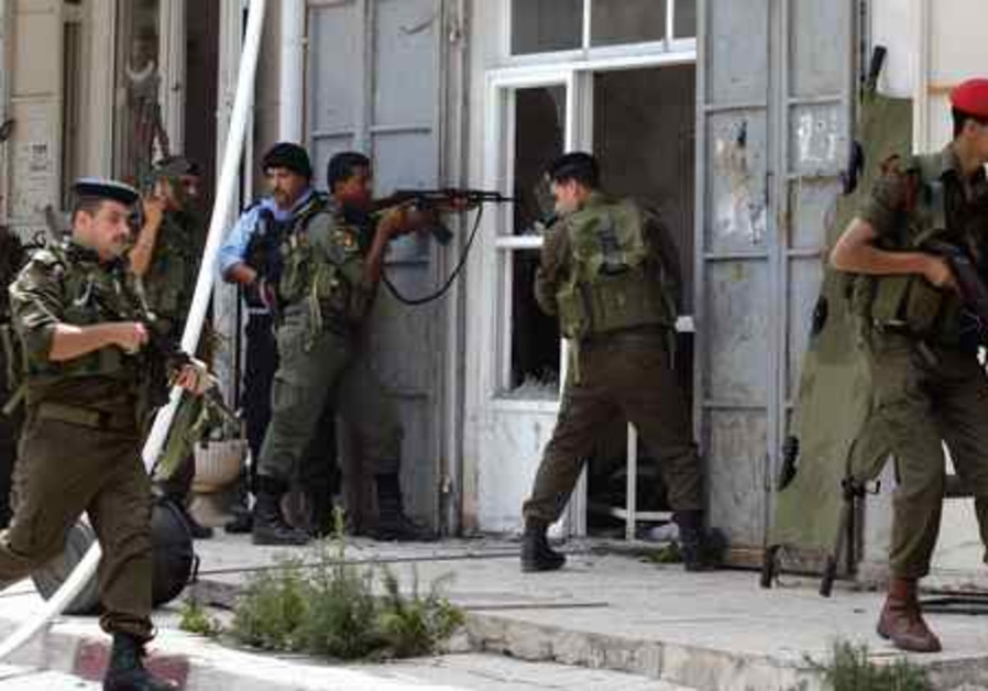 West Bank backlash