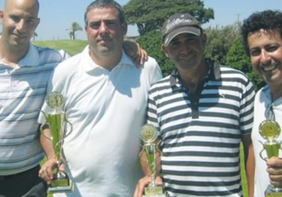 AVIRAM GANOT and Yuval Zantkern win Scotland trip