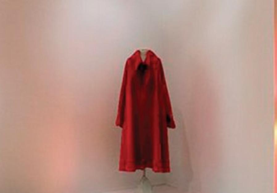 Yohji Yamamoto exhibit