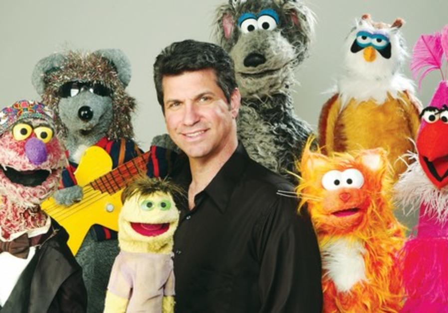 Len Levitt, Muppets