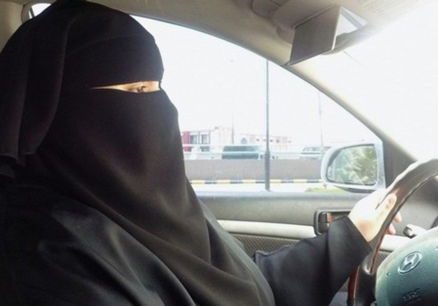Ban on Saudi women driving