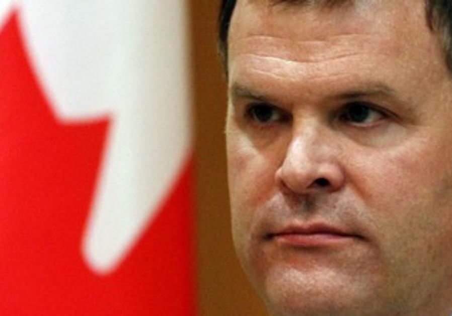 Canada's John Baird