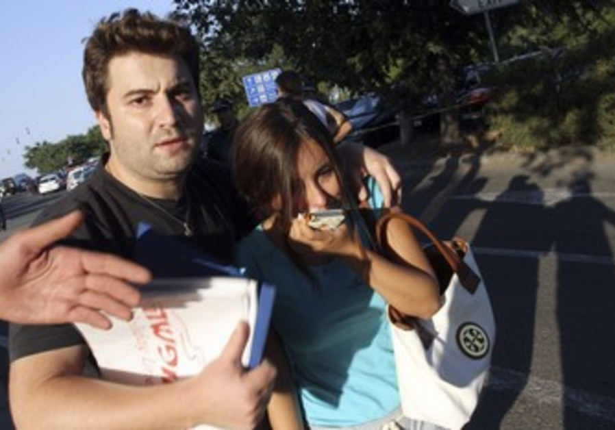 People react to Bulgaria bombing
