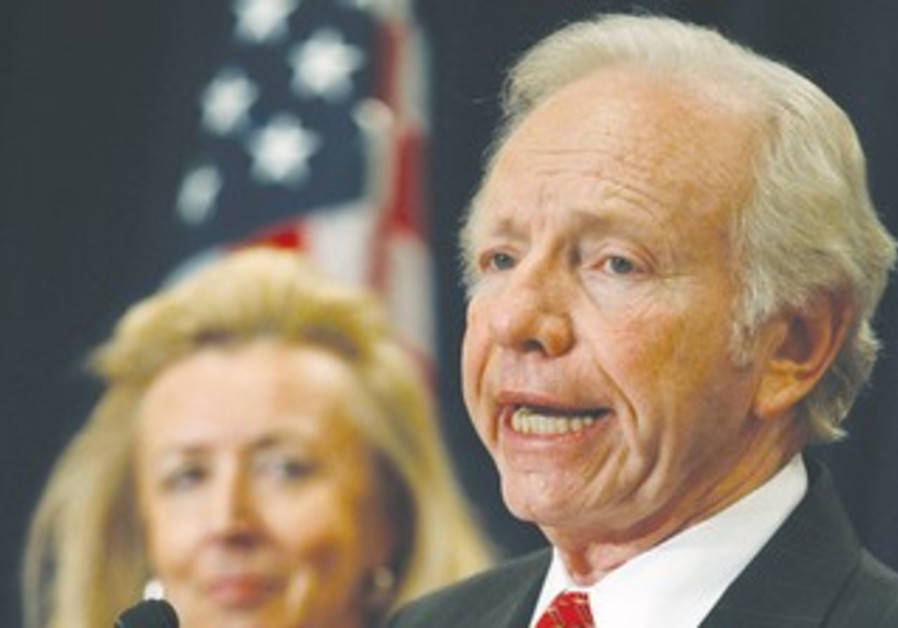 US Senator Joe Lieberman