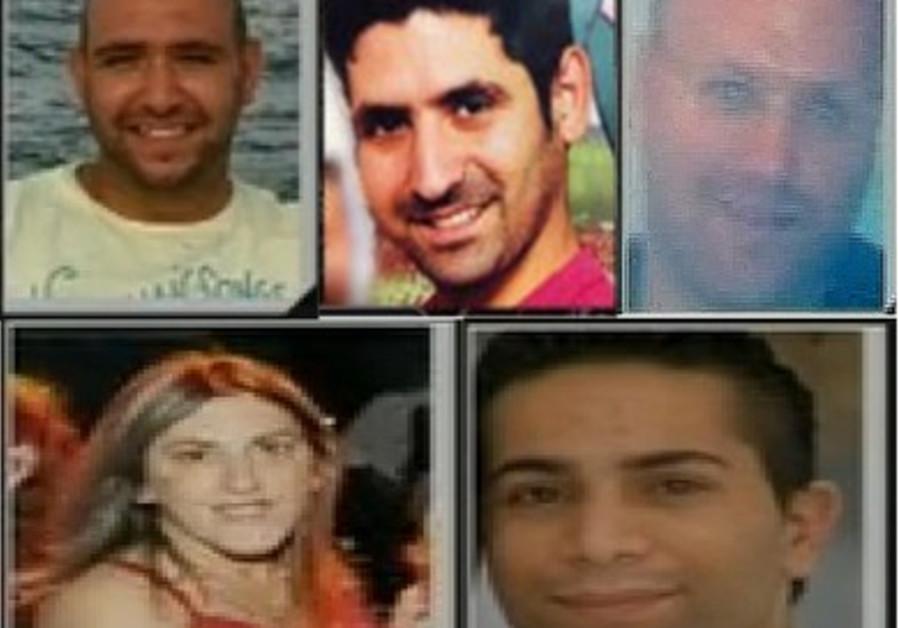 5 Israeli Victims of Bulgaria Bus Bomb