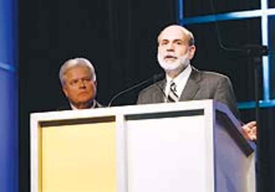 Bernanke: US Economy should grow again later in 2009
