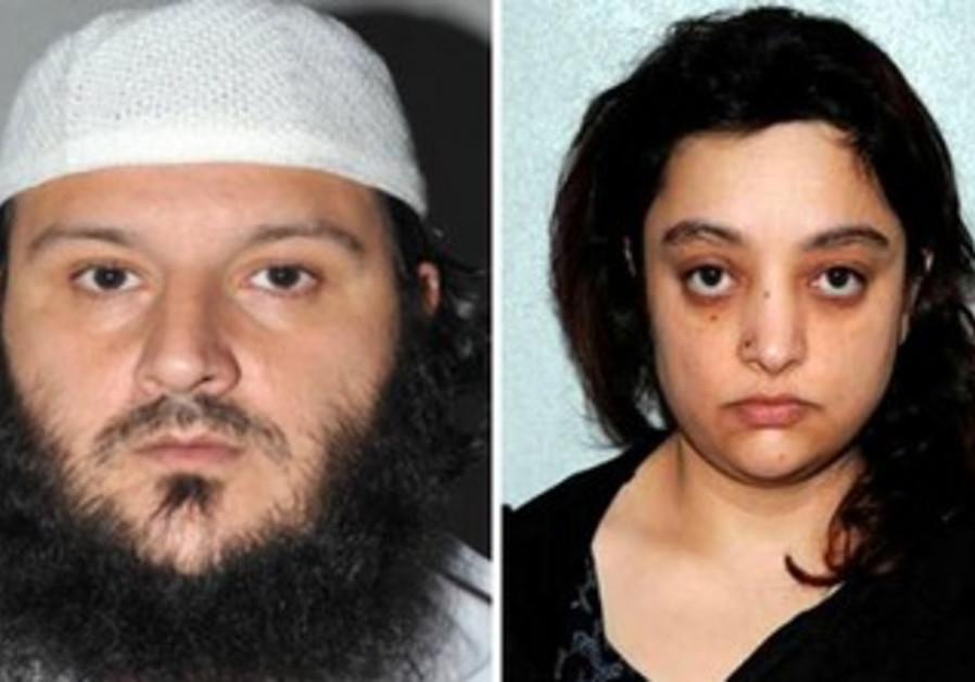 Couple jailed for Manchester terror plot