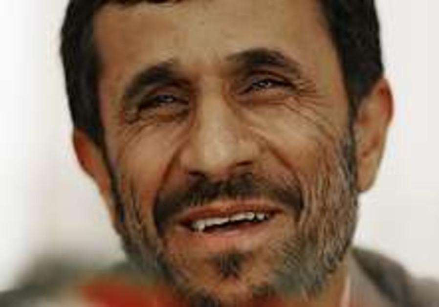 Ahmadinejad: UNSC is a political tool of big powers