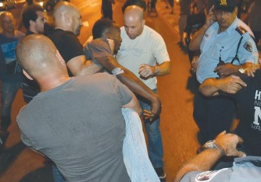 Police arrest Saber Abu Ilun