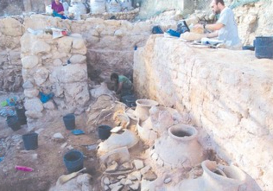Archaeological discoveries