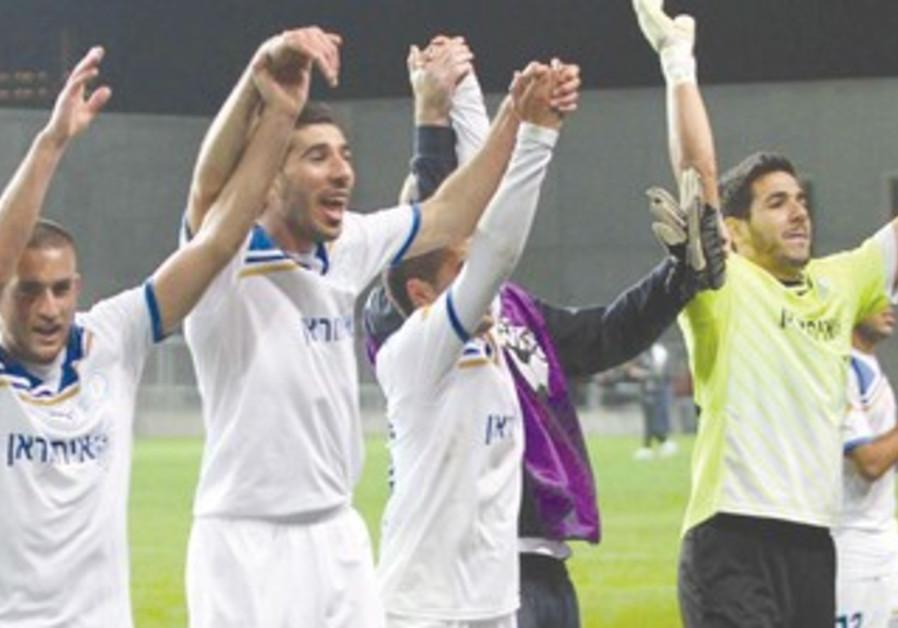 Ironi Kiryat Shmona beats MSK Zilina