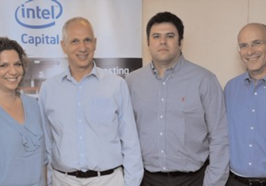 Battisti with Intel Capital Israel investment dire