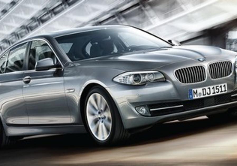 Gov't luxury cars