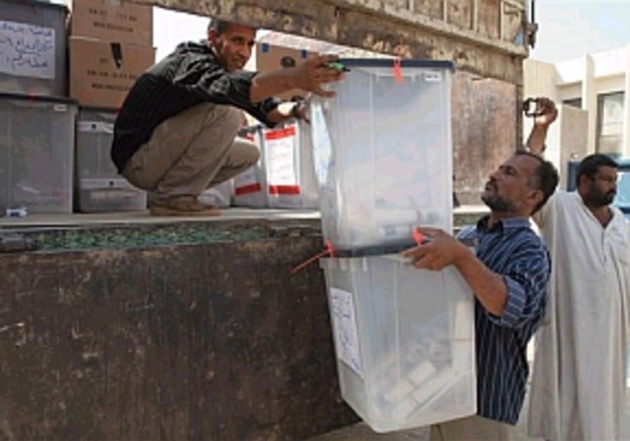iraq vote constitution 298